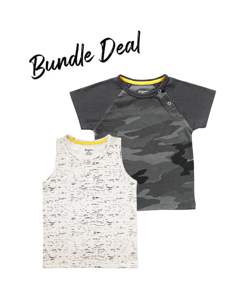 Bundle Deal  Forest Tees