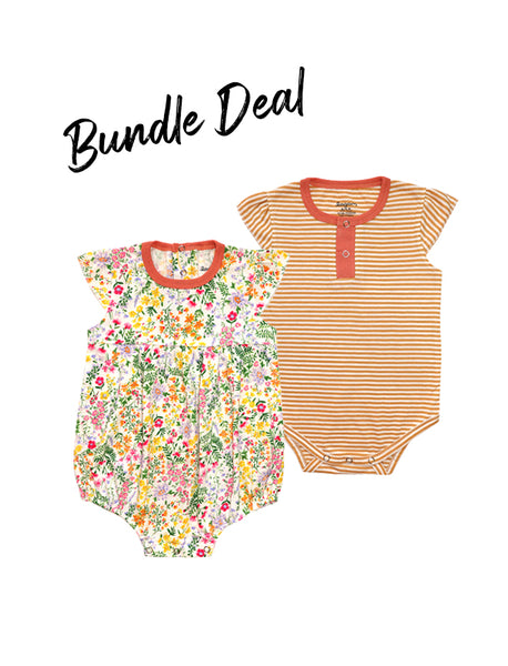 Bundle Deal Marigold Onesies