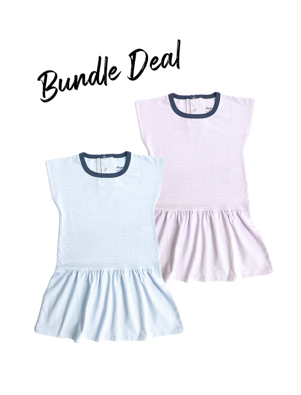 Bundle Deal Super Soft Pastel Dress
