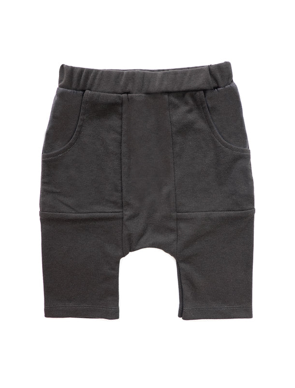 Forest Grey Harem Pants