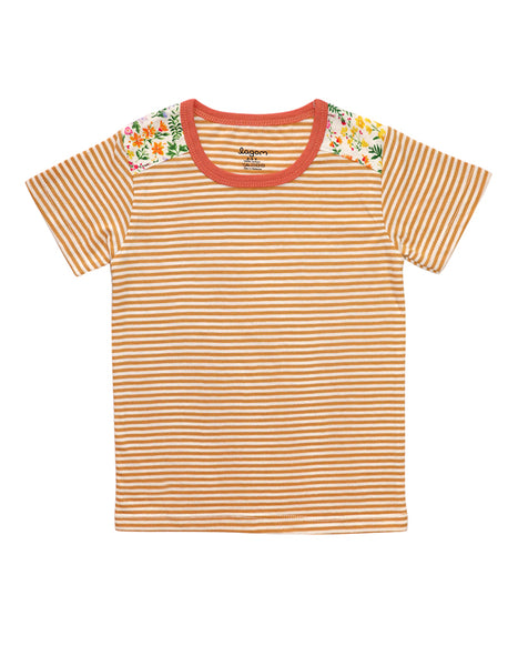 Marigold Meadows Short-Sleeves T-shirt