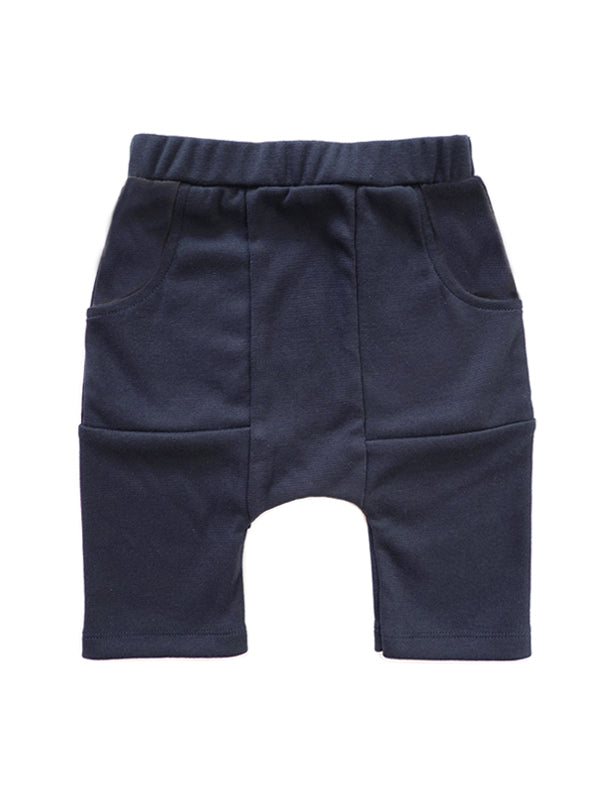 Marine Blue Harem Pants