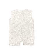 Cloud Sleeveless Romper