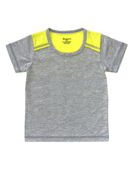 Gul Sektion Short-Sleeves T-shirt