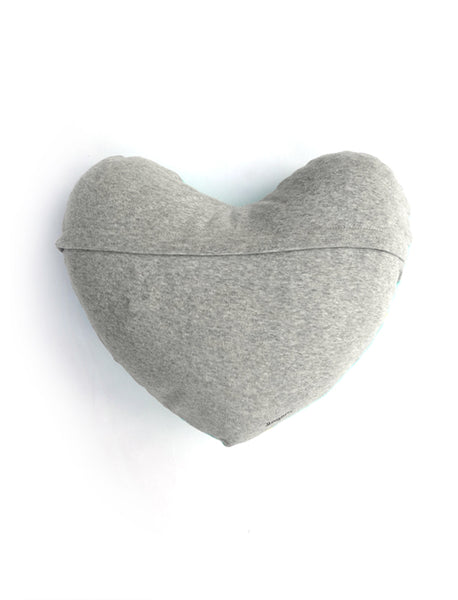 Comfy Banana Heart Shaped Pillow