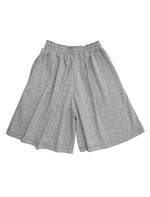 Stripy Grey Culottes