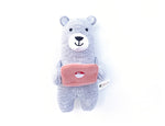 Snuggle Friend - Teeto Bear