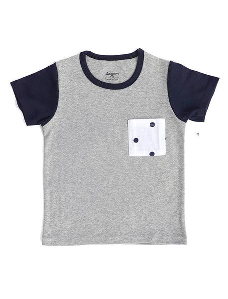 Dotti  Grey T Shirt and  Shorts Promo Set C