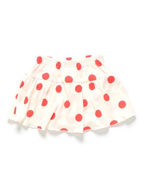 Vit Pippi Gathered Skirt (Kids)