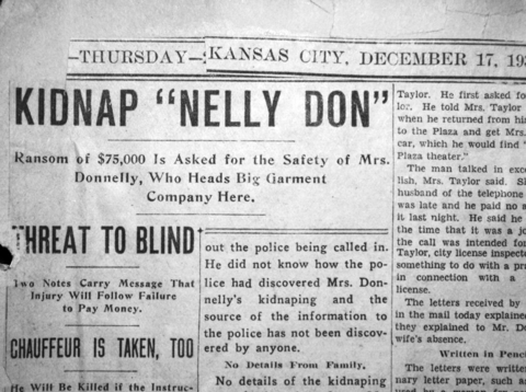 The Kidnapping of Nell Donnelly