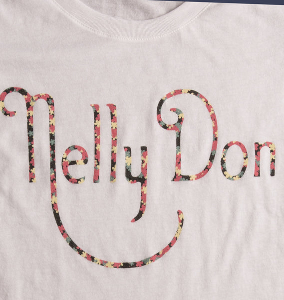 Nelly Don Floral Tee