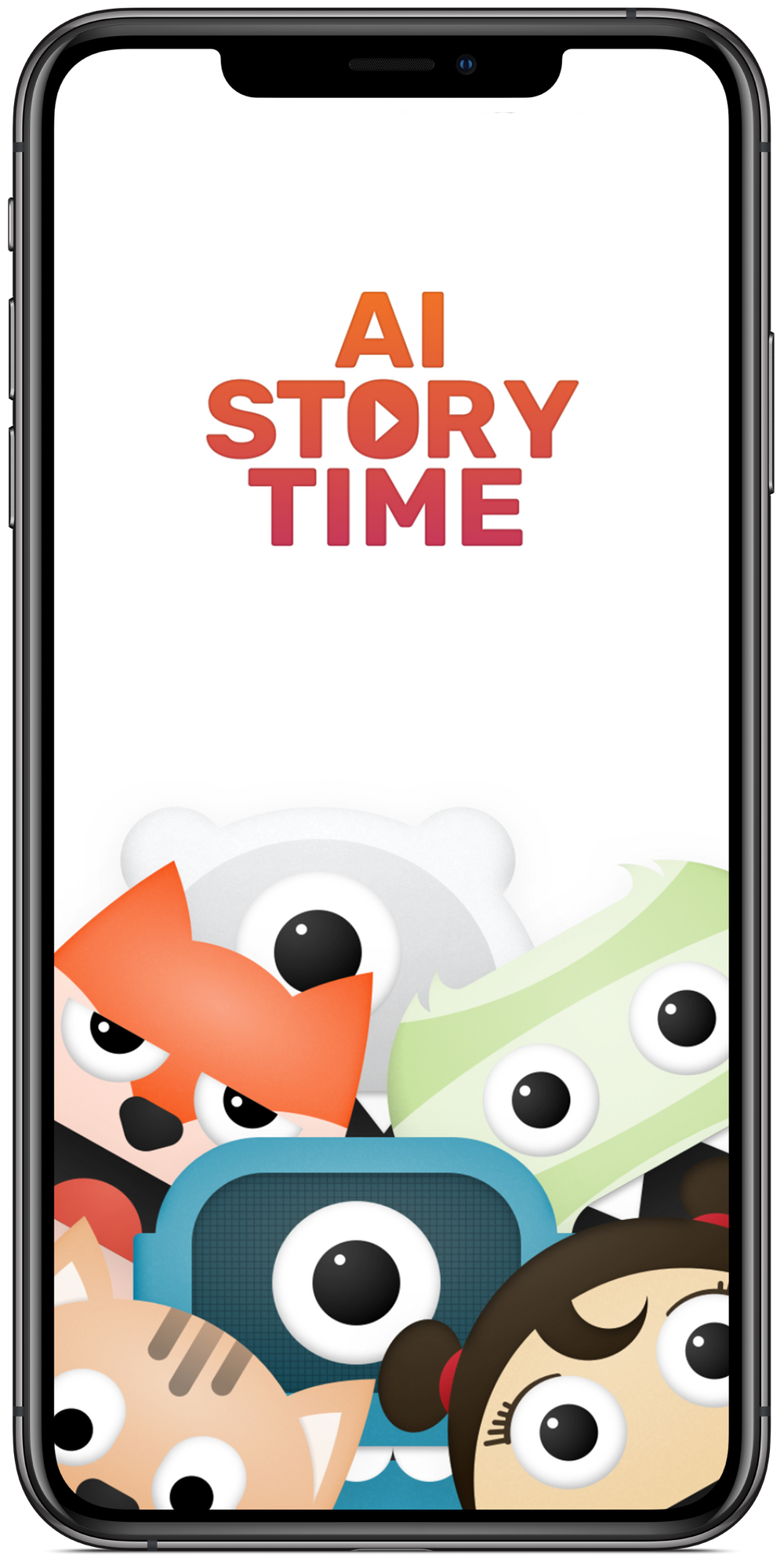 AI STORY TIME - Android Phone