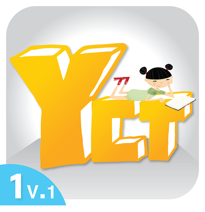 Better YCT Level 1, Volume 1 per 12 months