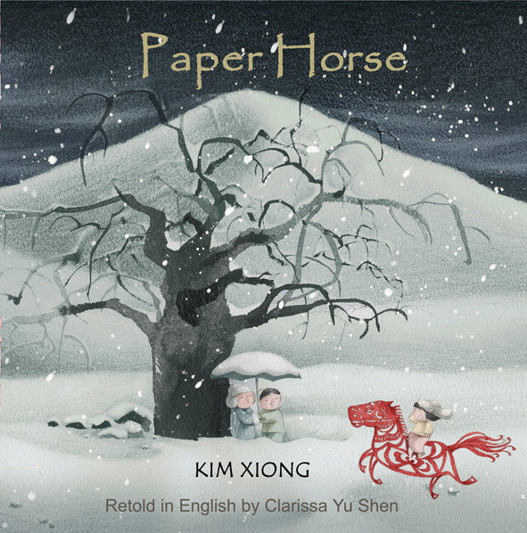 Paper Horse -English