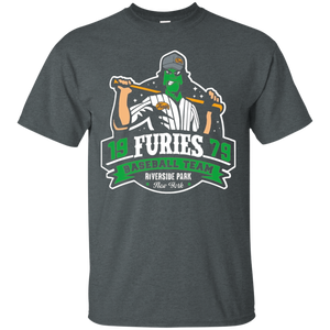 Furies Baseball T-shirt