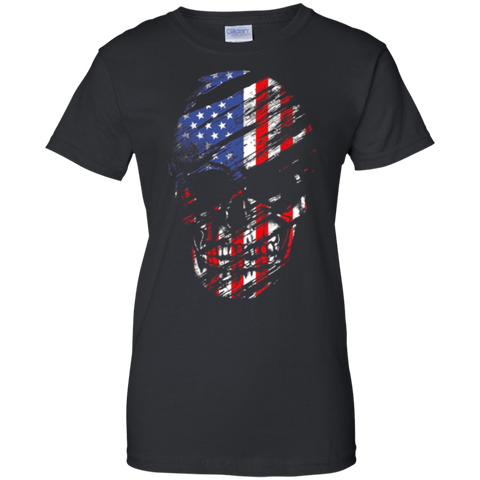 Badass American Punisher T-shirt