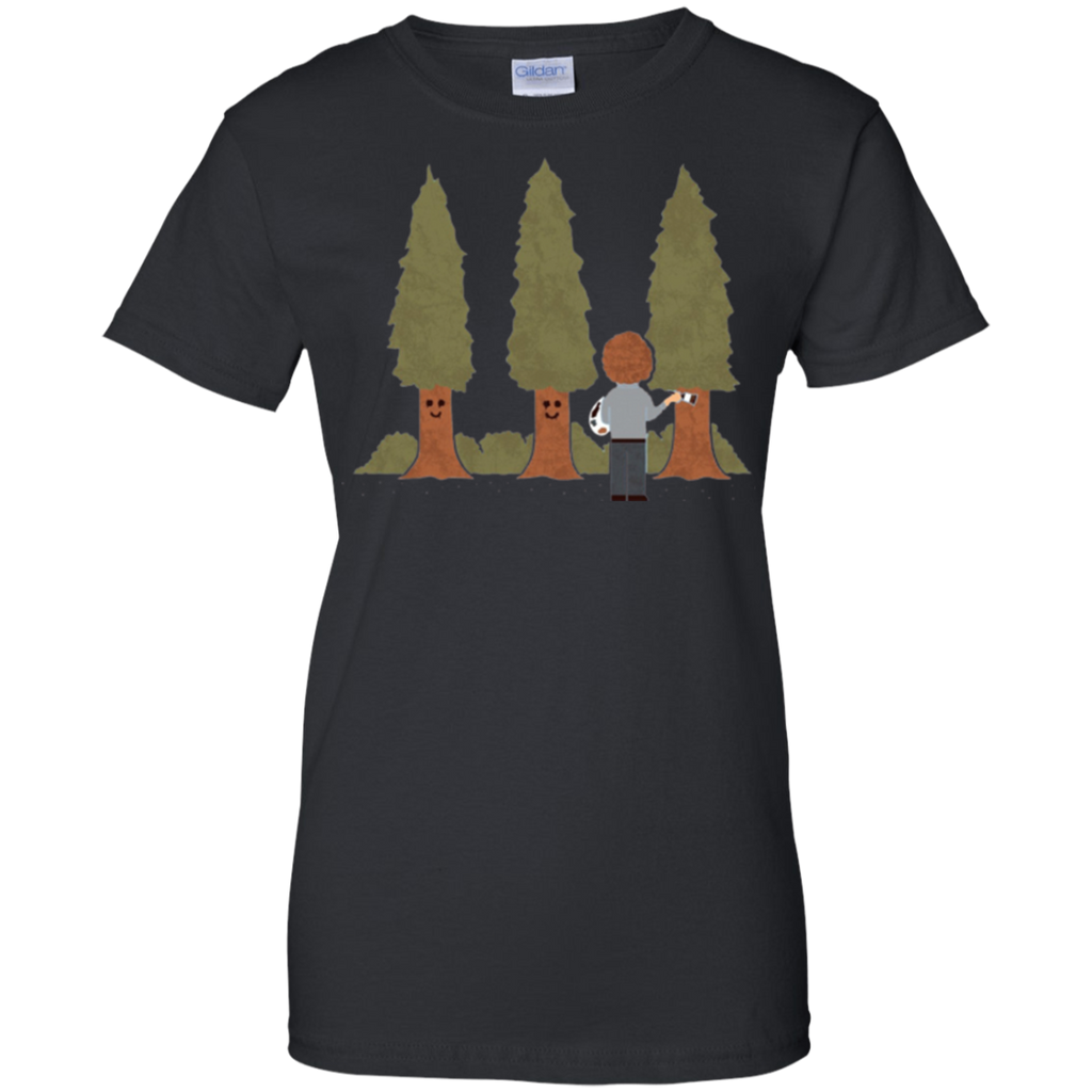 HAPPY TREES WOMEN'S T