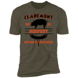 Hogfest 2021 Official Shirt Claremont MN