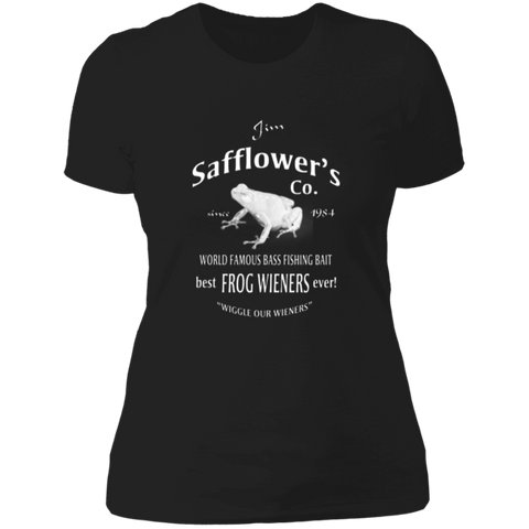 Ladies Jim Safflower's