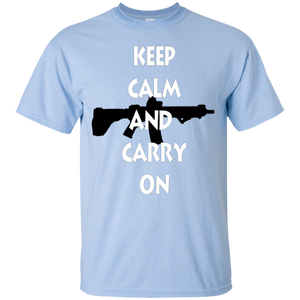 Keep Calm Carry On