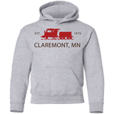 Youth Claremont MN Hoodie
