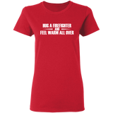 Women's Firefighter Shirt