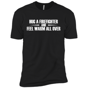 Hug A Fire Fighter