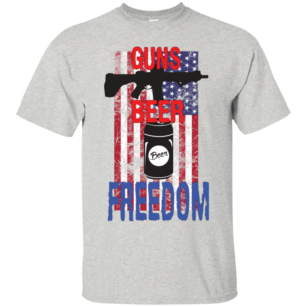 Beer Guns Freedom