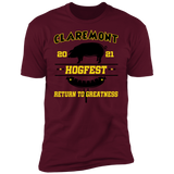 Official Hogfest 2021 T-shirt Claremont, MN
