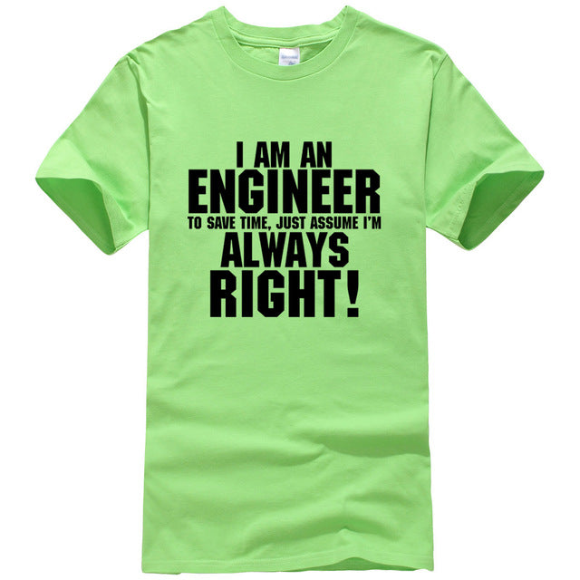 I AM AN ENGINEER