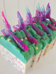 Mermaid Treasure Cold Process Soap