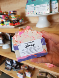 Glamingo Cold Process Soap