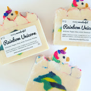 Rainbow Unicorn Cold Process Soap