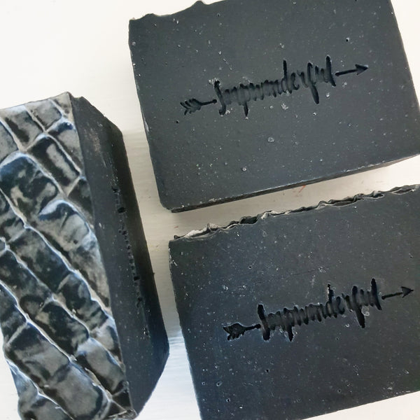 Black Magic Activated Charcoal Cold Process Shampoo + Soap