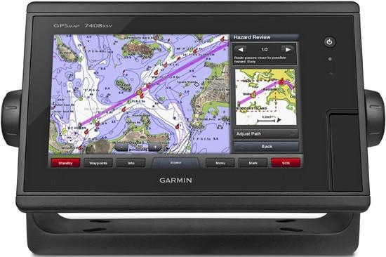 How to navigate using a GPS chartplotter