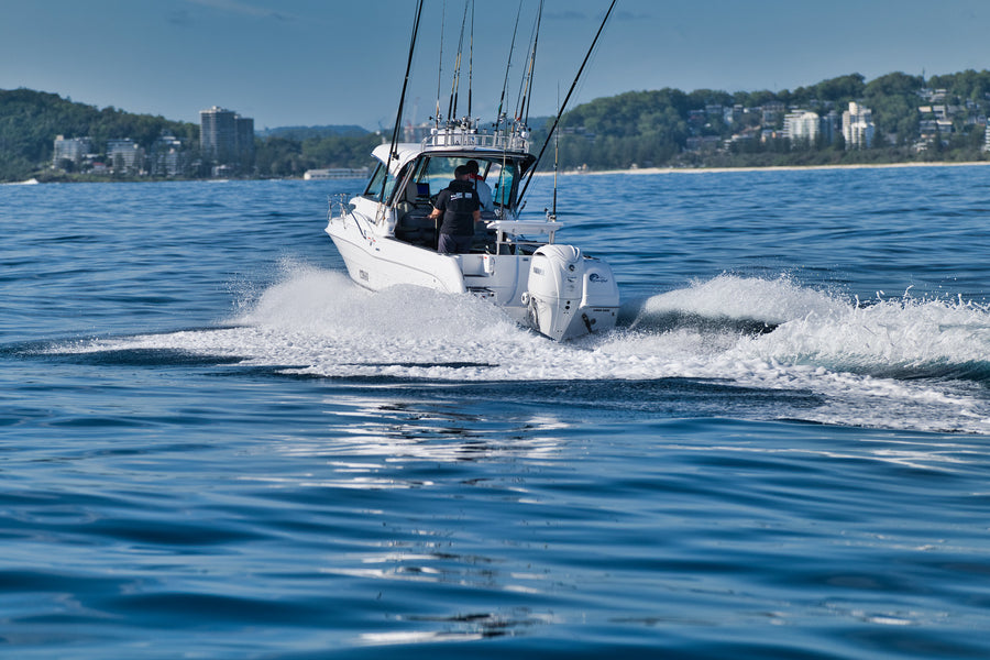 Cruise Craft with Yamaha next-gen F300 Marine Engine