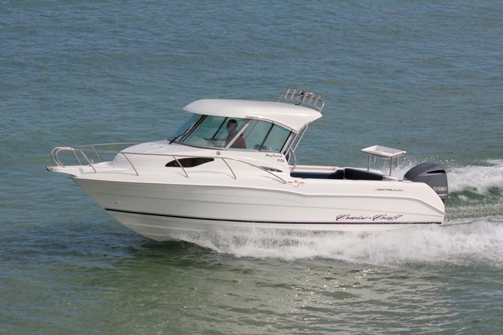 Why is a Cruise Craft boat a great bet for fishing?