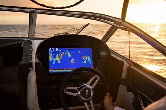 How to understand your fish finder's display
