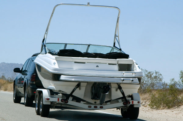 Taking your boat on the road