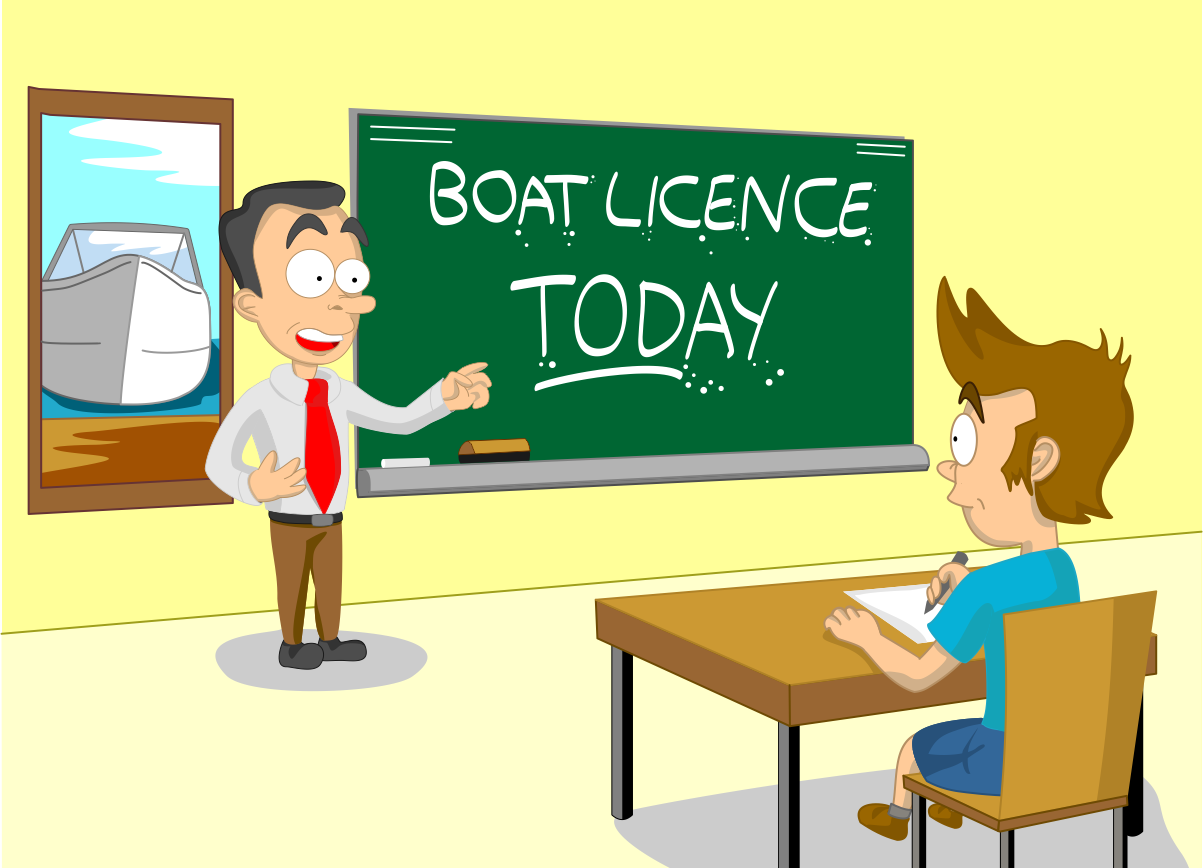 What size boat can I drive without a license?