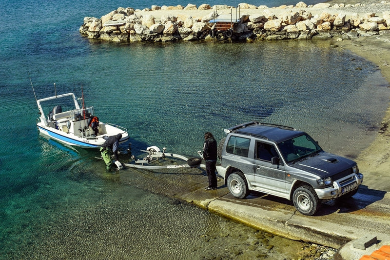 What are the different types of boat trailers?   Hunts Marine