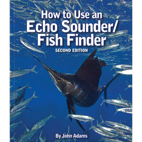 How To Use An Echo Sounder / Fish finder