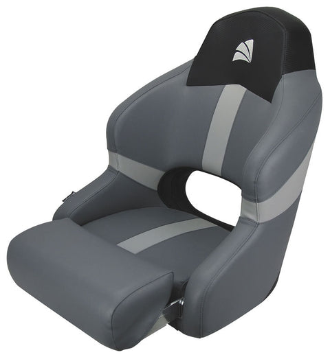 Relaxn Sports Deluxe Bucket Seat with Flip up Bolster
