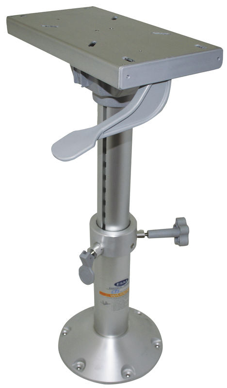 Deluxe Adjustable Seat Pedestal with Slide