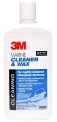 3M Marine Cleaner and Wax 473ml
