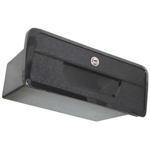Black Standard Glove Box
