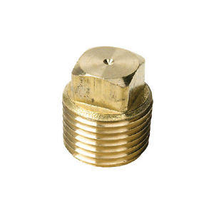 Brass Screw in Boat Bung