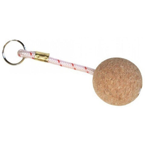 Cork Ball Key Float