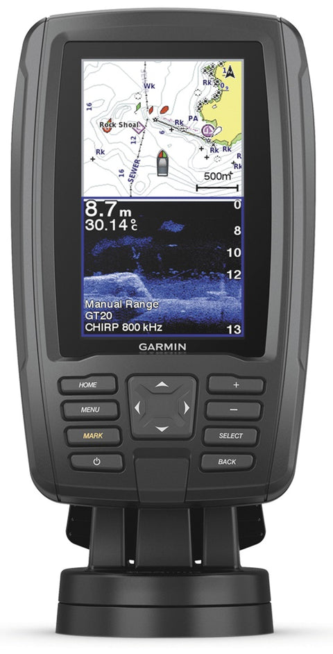 Garmin echoMAP Plus 45cv Sounder/GPS/Mapping with ClearVu