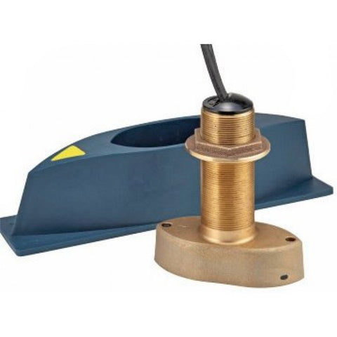 Thru Hull Bronze Transducer for DFF-3D